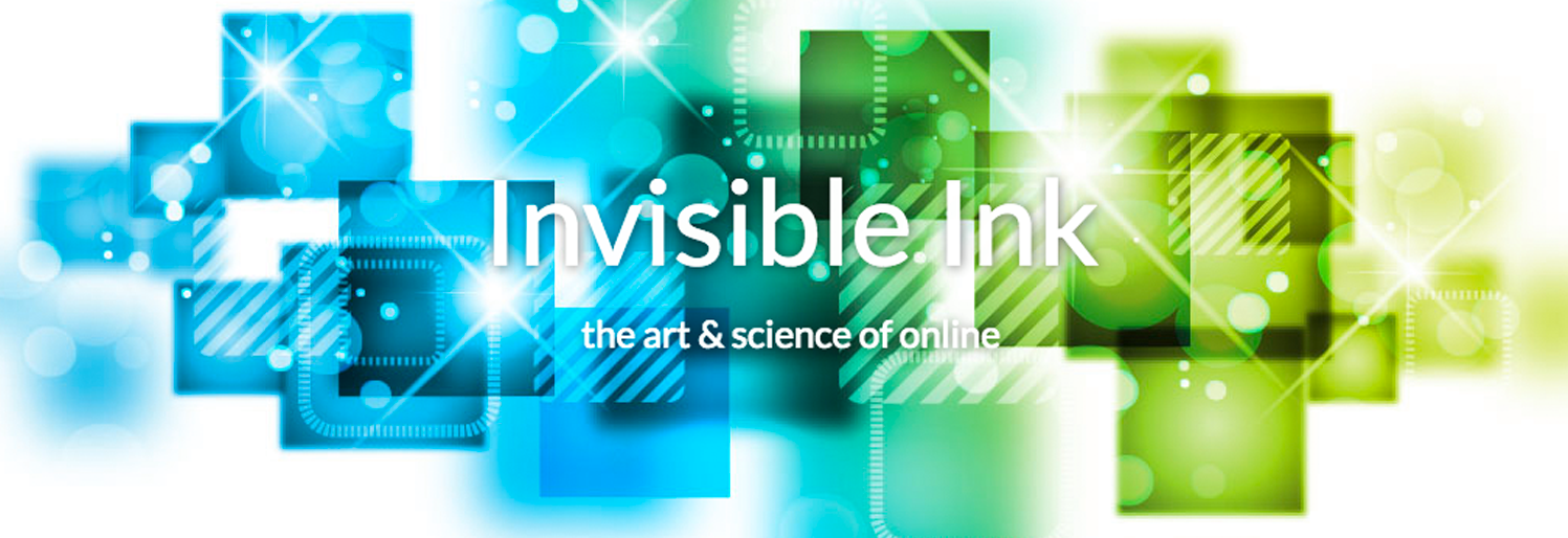 Invisible Ink large logo